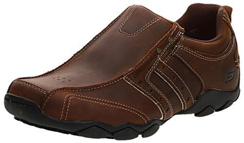Skechers Men's Diameter shoe,11 M US,Dark Brown