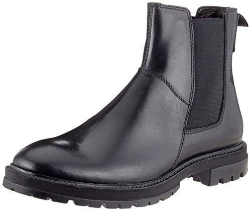Vagabond Herren Johnny Chelsea Boots, Schwarz (Black 20), 44 EU