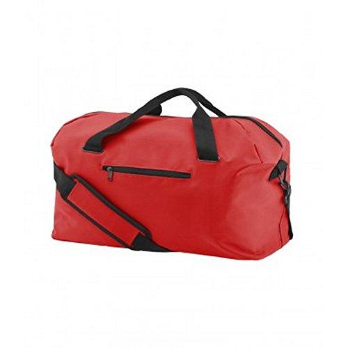 Awdis Just Cool Gym Tasche mit Schulterriemen (Einheitsgröße) (Feuerrot)