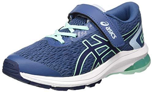 ASICS 1014A151-405_31,5 Running Shoes, Blue, 31.5 EU