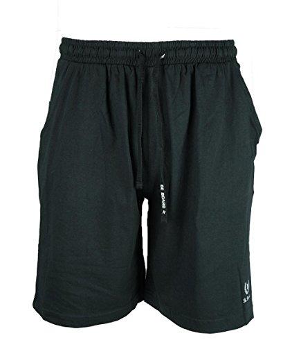 BE BOARD Pantalone Corto Bermuda Sportivo Uomo Cotone Leggero Vari Colori Taglie Forti