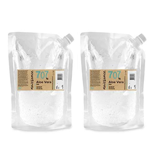 Naissance Aloe Vera Gel 2kg (2 x 1000g)