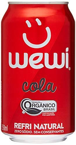 Cola Lata Wewi 350ml