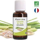 Aceites Esenciales Mearome 100% Puros y Naturales Aromaterapia Aceites Esenciales para Humidificador - Aceites Aromáticos (Citronela)