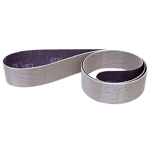 3M Trizact 237AA Schleifband-Gewebe-Schleifbänder | 75x2000 mm | 1 Stück | Korn-Körnung: A045 (P400)