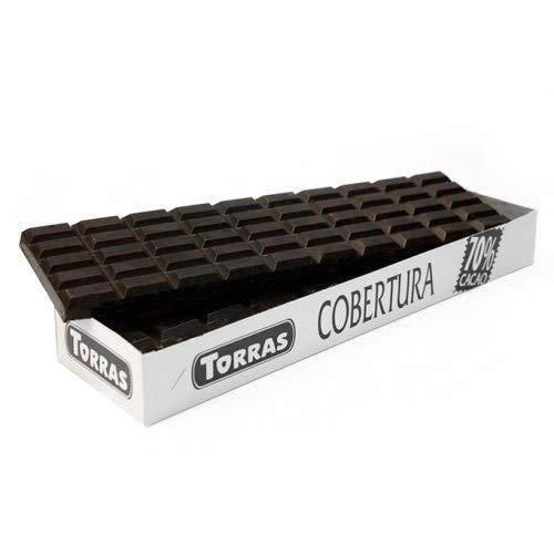 Cobertura Fondant de Chocolate 70% - 900 gr Torras