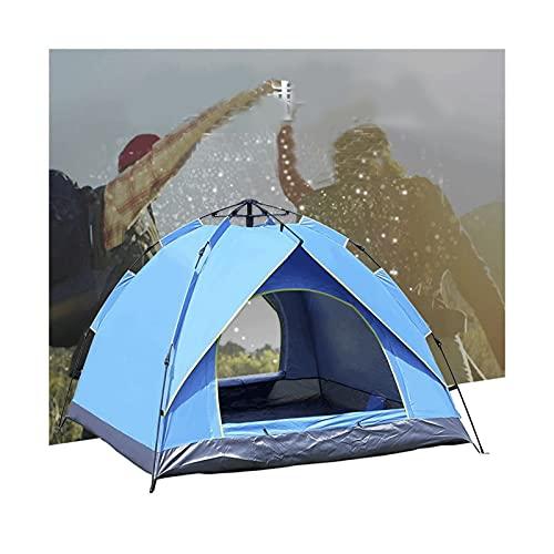 Exterior Sombra De Playa Tienda De CampañA Carpa De Playa Emergente Grande Carpa De Playa Automática Anti-UV Refugio De Sombra Para El Sol Fácil Instalación Para La Familia, Camping, Senderismo, Monta