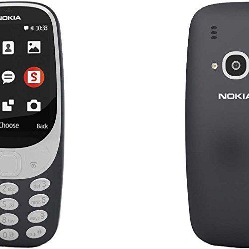 Nokia 3310 2017 Dual Sim blau