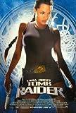 Lara Croft Tomb Raider - Angelina Jolie – Film Poster