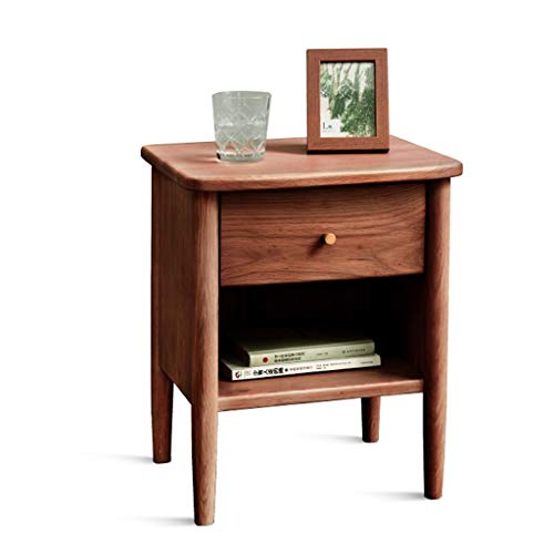 Cheapest Prices! GCMJ Side Tables for Small Spaces with Drawers Storage Small Nightstand Modern Mini...