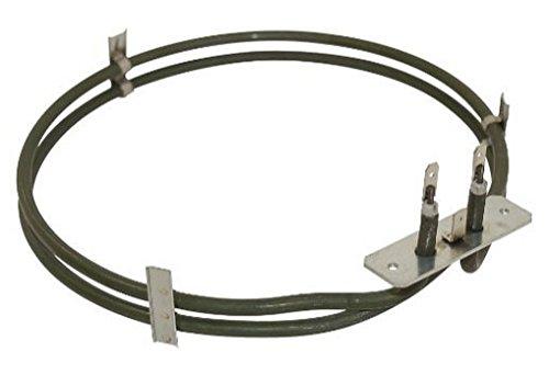 Electruepart - Ventilador para horno Leisure LEVC66X de 2100 W