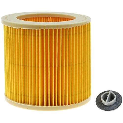 akku-net Ersatz-Patronenfilter für Kärcher WD 2500 M