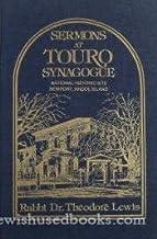 Bar mitzvah sermons at Touro Synagogue: National historic site, Newport, Rhode Island