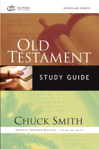 Old Testament Study Guide (Old and New Testament Study Guides Book 1)