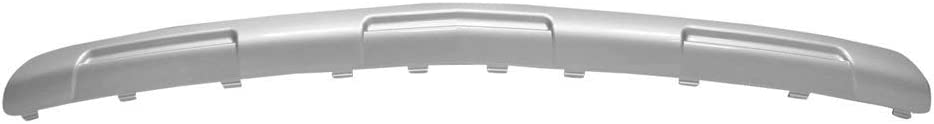Replace GM1044124 - Front Mesa Mall Plate Easy-to-use Skid Bumper