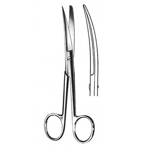 Schere Chirurgie Kurve A/R 14cm tx-unidad