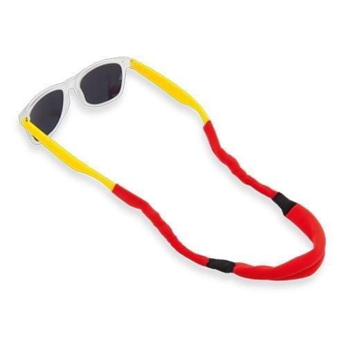 TUCUMAN AVENTURA - Ruban lunettes et étui multi-usages., Noir