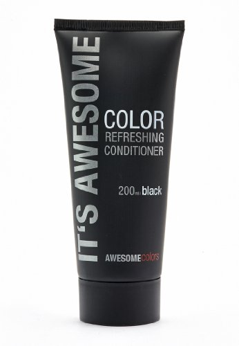 Awesome Colors Color Refreshing Conditioner Black, 200 ml