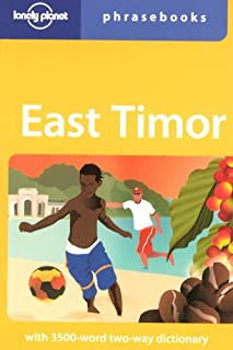 Lonely Planet East Timor Phrasebook 2nd Ed.: 2nd edition