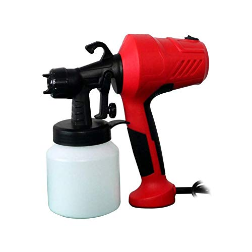 WSMLA Lackierer Energie Painter Spritzlackieren Werkzeug Spray Sprühfarbe Stain Sprayer Fertigspritze Hochspannungs-Elektro-Lackspray Latex Farbspritzmaschine