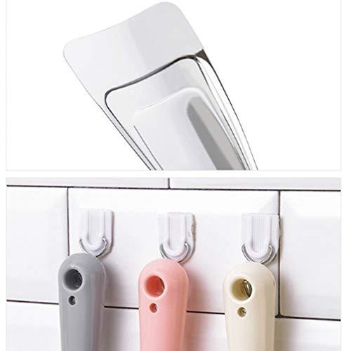 Upkop - Rallador de Hielo para congelador, raspador, de Acero ...