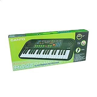 Canto Electronic Keyboard, 36 Keys - Multi Color