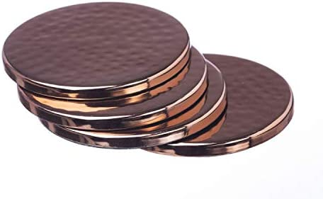 The Just Slate Company Copper Coasters product image