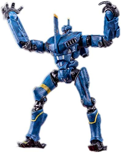 No Figura de Anime Estatua Figura de acción de Pacific Rim Toys Romeo Blue Anime Personajes 18cm(7inchs)