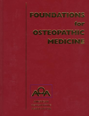 Foundations for Osteopathic Medicine