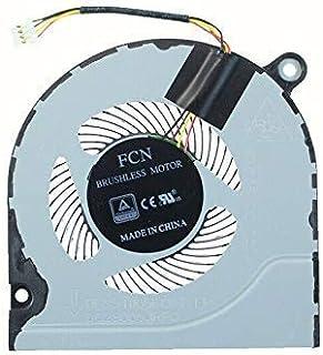 の新しいラップトップCPU冷却ファンの交換 Acer Nitro 5 AN515-41 AN515-42 AN515-51 AN515-52 AN515-53 DC28000JRF0 DFS541105FC0T