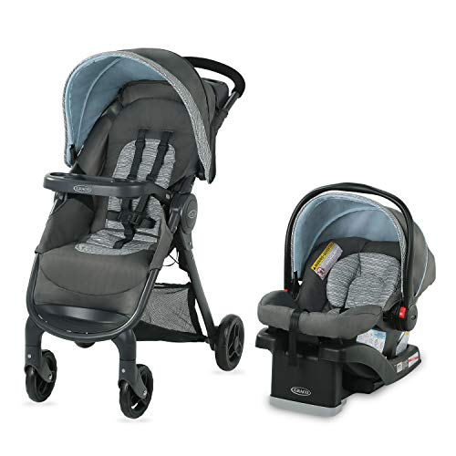 Graco FastAction SE  Car Seat Stroller Combo Travel System