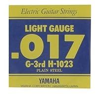 YAMAHA/ヤマハ エレキ弦/ライトゲージ3弦 H-1023×12本セット