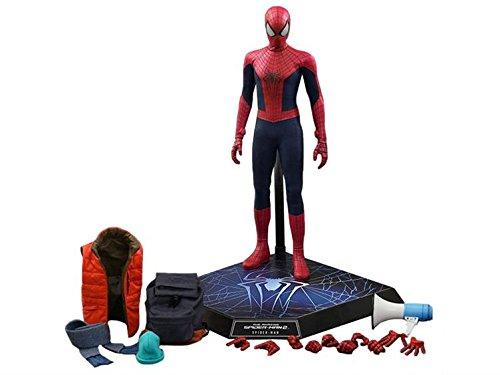 Hot Toys Movie Master Piece - The Amazin Spider-Man 2: Spider-Man Special Edition