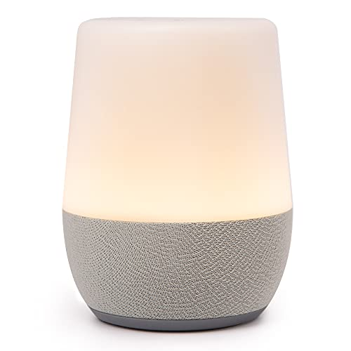Yogasleep Duet White Noise Machine with Night Light & Wireless Speaker Sound Machine for Travel, Office Privacy, Sleep Therapy for Adults & Baby