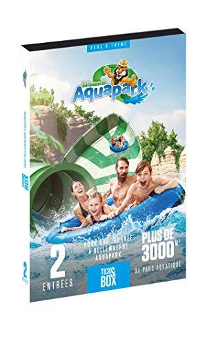 Tick&Box - Coffret Cadeau Entrées Parc Bellewaerde Aquapark