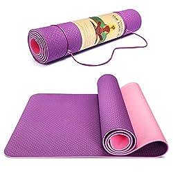 TWING Eco-Friendly TPE Yoga Mat