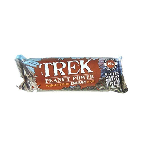 Trek Bars | Peanut Power | 16 x 55G