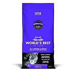 World's Best Cat Litter Multiple Cat Scented Clumping Formula