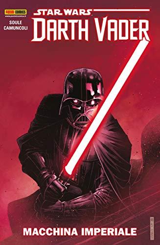 Darth Vader (2017) 1: Macchina imperiale