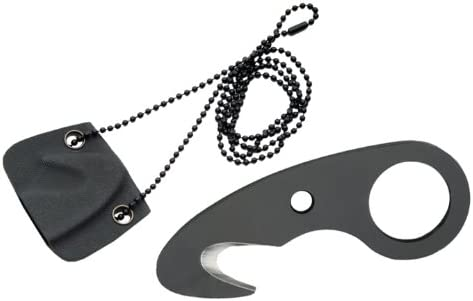 Many popular brands SZCO Supplies 211141 Ranking TOP2 Finger Guthook Neck Knife