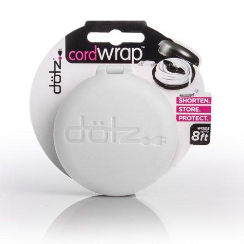 Dotz Cord Wraps, set of 3. (2-Black, 1 White) (CWOS30M-C) Photo #4