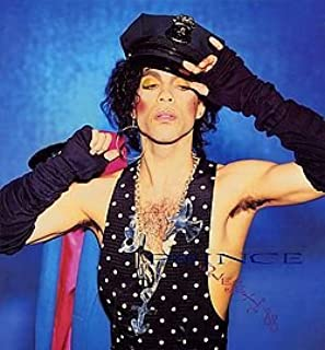 Prince Lovesexy 1988 Tour Book