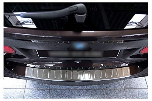 tuning-art L124 Edelstahl Ladekantenschutz 5 Jahre Garantie Fahrzeugspezifisch