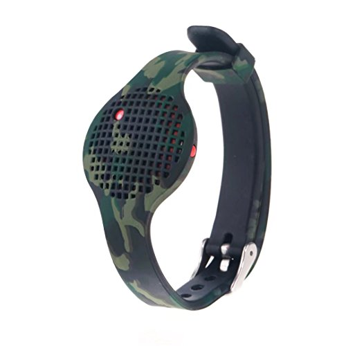 VAN-LUCKY Fashion Silicone Sport Replacement Wristbands/Strap/Bands for Moov Now Wearable Audio Coach(Tracker not Included)