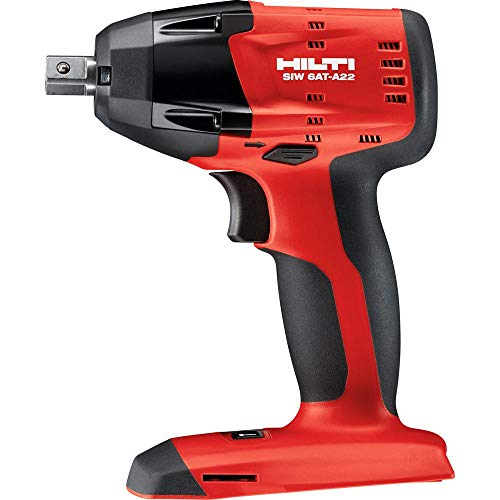 SIW 6AT 22 Volt Lithium-Ion 1/2 in. Cordless Brushless Impact Wrench Kit with 5.2 Li-Ion Battery Pack, Bag and Sockets