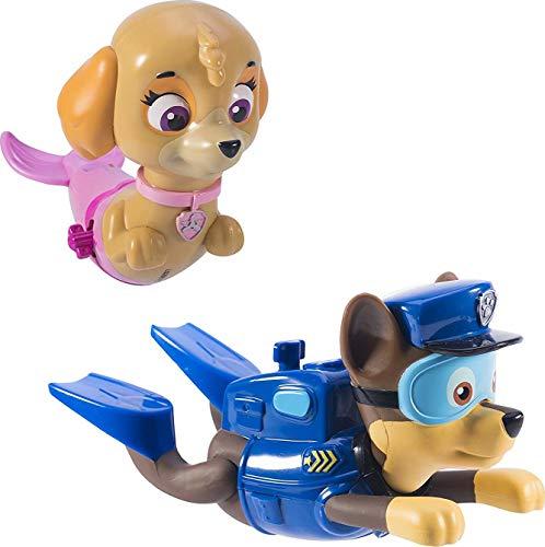 SwimWays Paddlin' Pups, Wasserspielzeug im PAW Patrol Design (sortiert, Skye oder Chase)