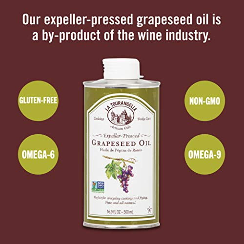 Product Image 8: La Tourangelle, Grapeseed Oil, 25.4 Ounce (Packaging May Vary)