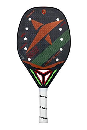 DROP SHOT Pala de pádel Modelo Heritage Beach Tennis-