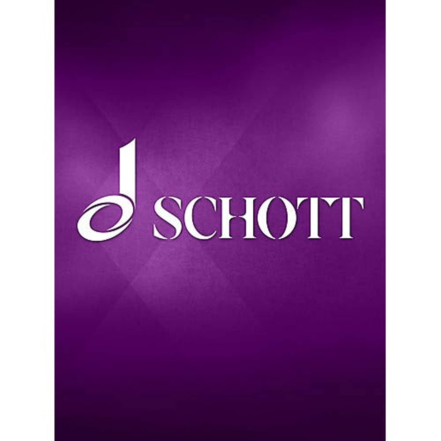 Berlin im Licht (for Voice and Piano) Schott Series Composed by Kurt Weill- Pack of 3