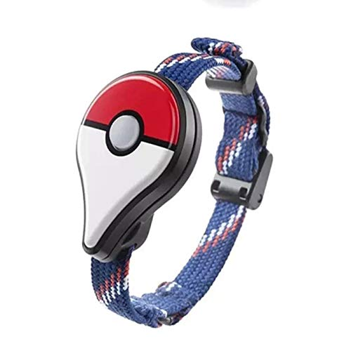 Metermall Horloge Voor Nintend Pokemon GO Plus Bluetooth Polsband Armband Horloge Game Toy Smart Polsband, Charging manual